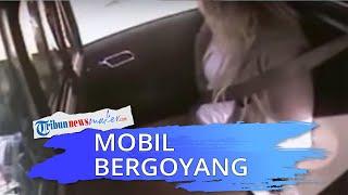 Viral Mobil Bergoyang Hebohkan Warga Semarang, Tancap Gas saat Kaca Pintu Diketuk
