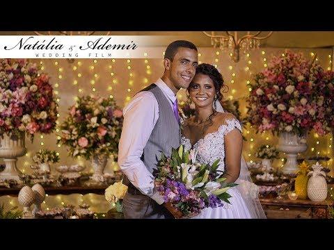 Casamento | Natalia e Ademir | Trailer