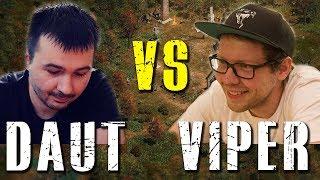 Epic Game - TheViper vs DauT [Koreans vs Britons]