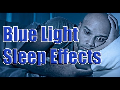 How Your Cell Phone Is Destroying Your Sleep   Blue Light Sleep Effects