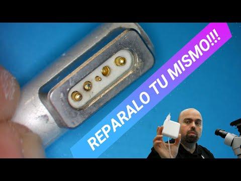 REPARAR cargador MagSafe MacBook (conector o cable roto) 45W 60W 85W