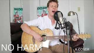 NO HARM - THE BOXER REBELLION  (COVER) - BY MARSHALL LEWIS