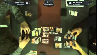GP Strasbourg 2014 Quarterfinals