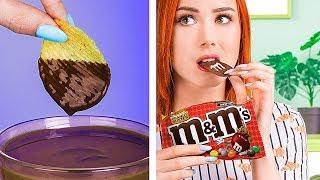 Yemeden Durma Yarışması! 11 Eğlenceli Yenilebilir Şaka!