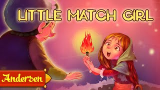 Christmas Movies For Children The Little Match Girl - Animated Bedtime Story Full Movie Disney