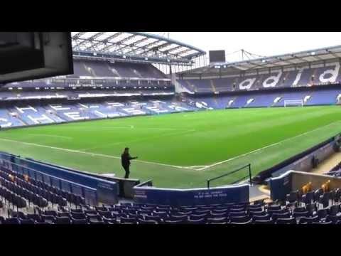 Chelsea F.C. Stamford Bridge Stadion Tou
