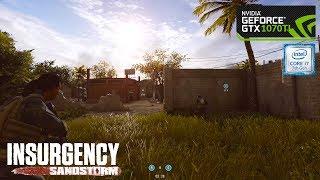 Insurgency Sandstorm Beta 1 Online Gameplay 1080P Max Settings