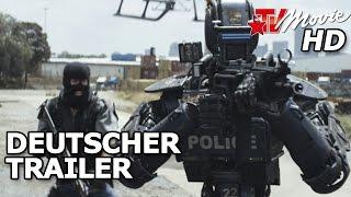 CHAPPIE HD Trailer // Hugh Jackman // Kinostart: 05.03.2015