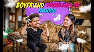 "Boyfriend "" problem's  of periods "" || HUNNY SHARMA ||"