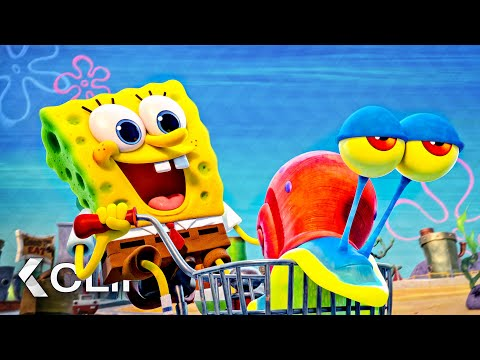 The SpongeBob Movie: Sponge on the Run ( SüngerBob KarePantolon: Firarda )