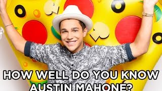 How Well Do You Actually Know Austin Mahone?