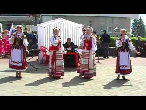 Полька Белорусская, исп. Медуница