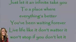 Esmée Denters feat. Justin Timberlake - Follow My Lead-with Lyrics