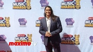Бу бу Стюарт, Booboo Stewart Radio Disney Music Awards 2014 Red Carpet #RDMA