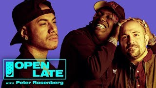 Open Late with Peter Rosenberg - Lil Yachty, araabMUZIK & What Do We Do With Kanye?