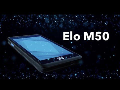 ELO M50 Mobile Touchscreen Handheld Computer video thumbnail