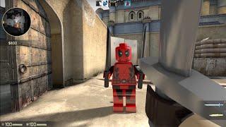 CS:GO LEGO - Game Heroes