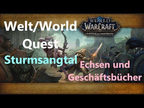 Echsen und Geschäftsbücher / Lizards and Ledgers (Welt/World quest Sturmsangtal/Stormsong Valley)
