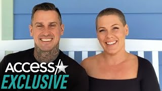 P!nk & Carey Hart On Keeping Marriage Strong: Humor Is The Most Important