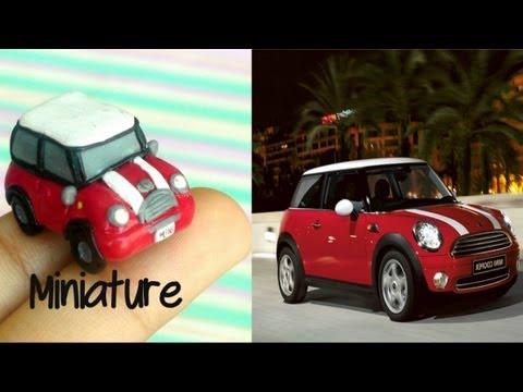 Miniature Mini Cooper Tutorial
