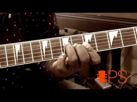 Soukous guitar Clinic 34  Chrod melody style