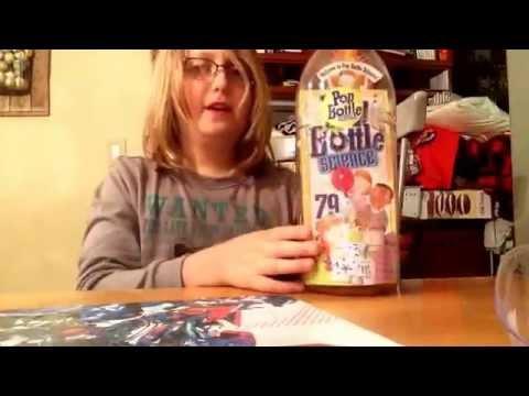 Pop bottle science kit experiment 1⃣