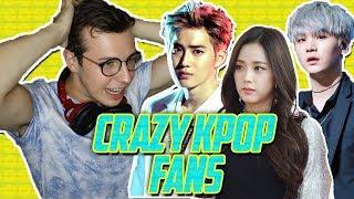 CRAZY KPOP FANS SCREAMING AT IDOLS (BTS, EXO, BLACKPINK, GOT7, TWICE, Etc)