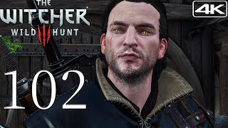 The Witcher 3  Walkthrough Gameplay With Mods 102  Following The Thread 4K 60FPS DeathMarch