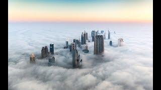 ЭТО НЕЧТО! ЭТО НАДО ВИДЕТЬ! Дубай с высоты птичьего полета.Интересное видео.