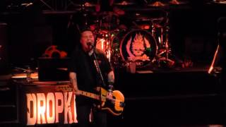 """""""Buried Alive & Upstarts & Broken Hearts"""" Dropkick Murphys@Factory Philadelphia 3/13/16"""