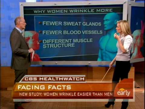 Wrinkles: Women Vs. Men