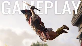 Assassin's Creed Odyssey - Unique Assassinations, Mercenary Kill, & More! - dooclip.me