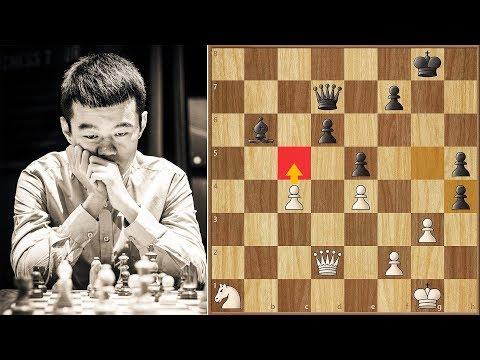 Modern Harem || MVL vs Ding || Grand Chess Tour Finals (2019)