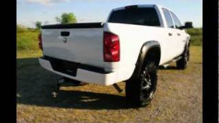 2007 CUSTOM  DODGE RAM 1500 4X4 W/ HEMI AND LIFT