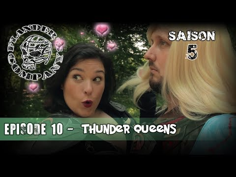 FLANDER'S COMPANY : S5 ep10 - Thunder Queens