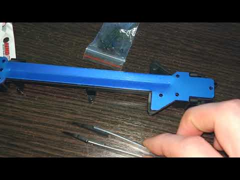 Remo Hobby Smax parts - A2513 Chassis Bracket Plate -=Banggood=-
