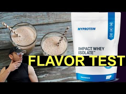 MYPROTEIN Chocolate Smooth Review | Best Isolate Flavor EP.3