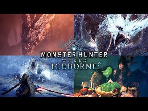 Capcom今日公開《魔物獵人世界 Iceborne》第五彈遊戲大型更新預告