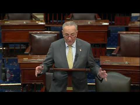 Schumer calls out Lindsey Graham, McConnell