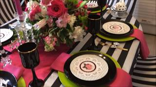 5 Things I Learned from Kate Spade + A Kate Spade Inspired Bridal Shower