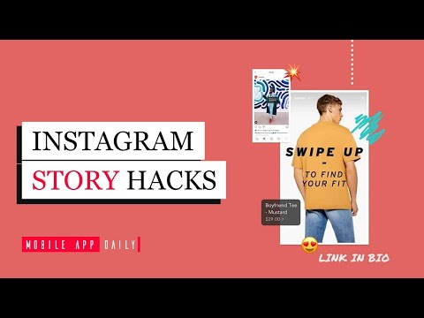 Instagram story hacks and tricks !