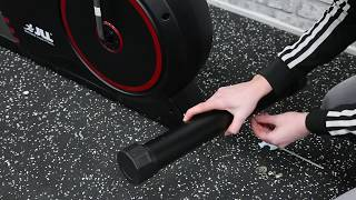 JLL Fitness - How To Assemble a CT200 Cross Trainer