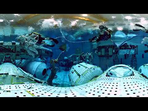 Neutral Buoyancy Lab Panoramic Tour Video