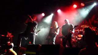 DARK ANGEL - THE PROMISE OF AGONY (LIVE IN GLASGOW 7/4/18)