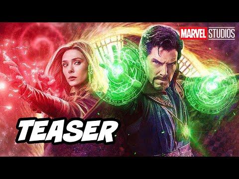 Avengers Marvel Phase 4 Wandavision Teaser Trailer Breakdown and Easter Eggs
