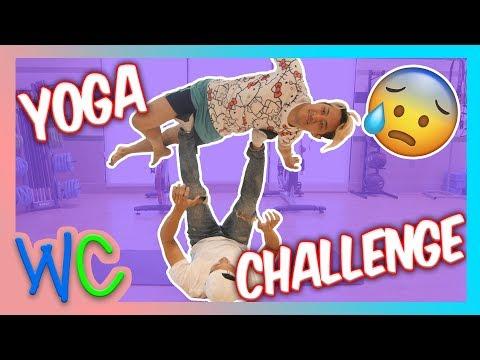 YOGA PUNISHMENT CHALLENGE!!! (WILD CARD)