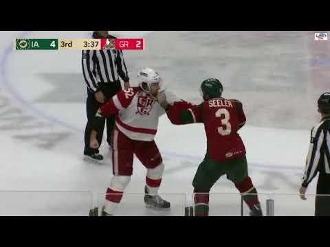 Dylan McIlrath vs Nick Seeler