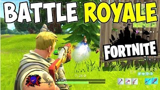 Fortnite Battle Royale With Subs ps4