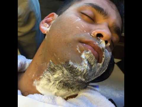 Barber Shop Shave – Coarse Beard