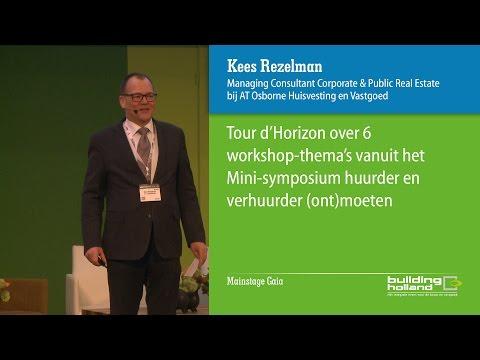 Tour d'Horizon over 6 workshop-thema's